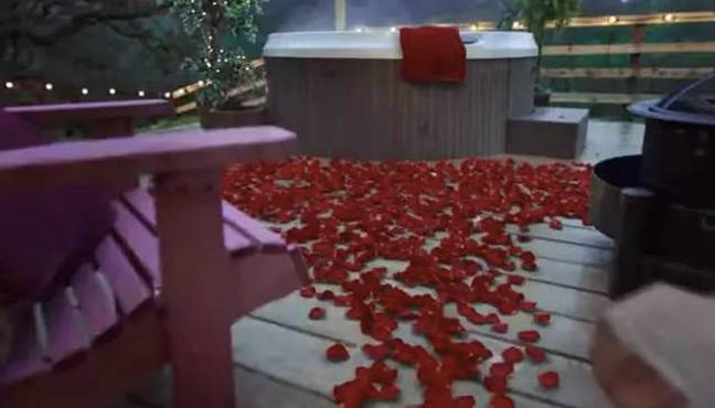 Contestants will get to experience luxuries in a romantic setting (Credit: ITV)