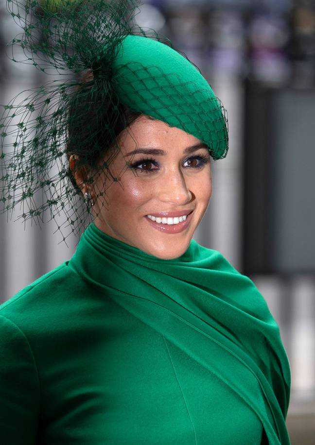 Meghan used her full birth name Rachel Meghan Markle for Lili's birth certificate (Credit: PA)