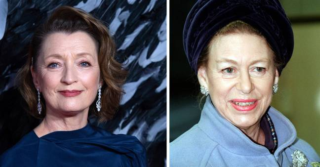Lesley Manville will play the late Princess Margaret (Credit: PA Images)
