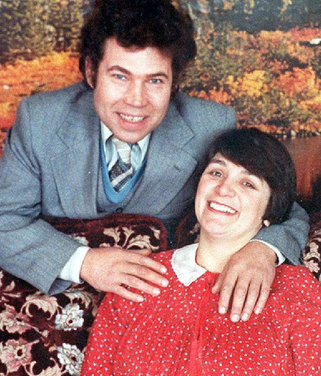 Between them, Rose and Fred West killed 12 women. Credit: PA Images