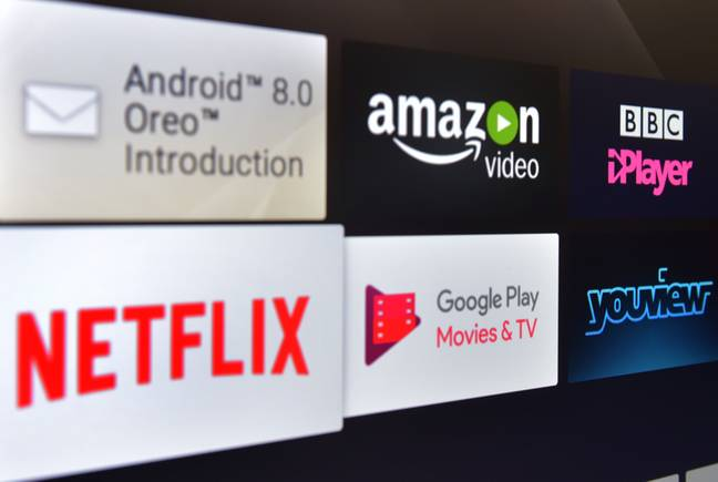 Netflix could rival more traditional channels (Credit: PA Images)