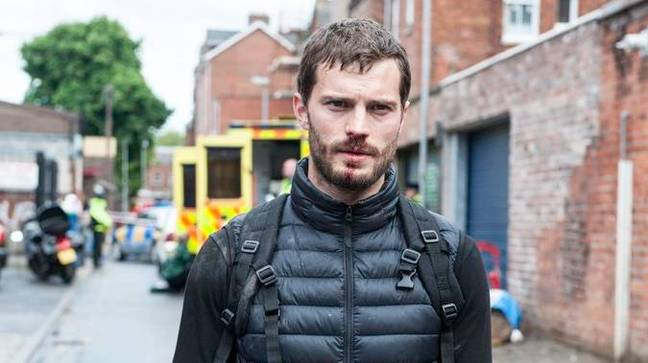Jamie Dornan starred in hit crime drama 'The Fall' from 2013 to 2016 (Credit: BBC)