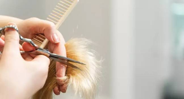 Cutting your hair at home is doable in self-isolation (Credit: Shutterstock)