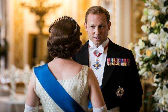 Tobias Menzies will take on the role of Prince Philip in seasons 3 and 4. (Credit: Netflix)