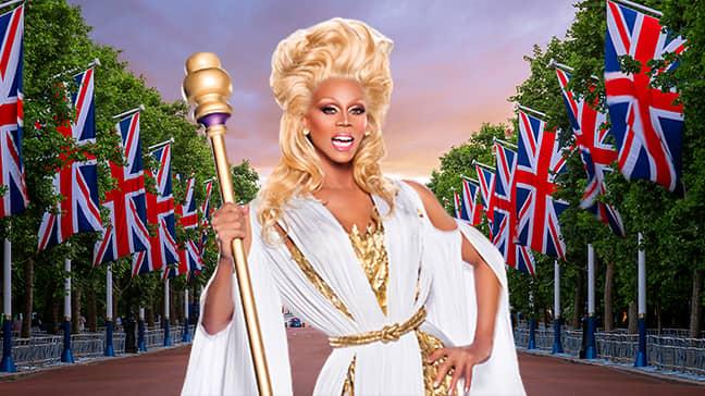 Drag Race UK is BACK (Credit: BBC/ World Of Wonder)