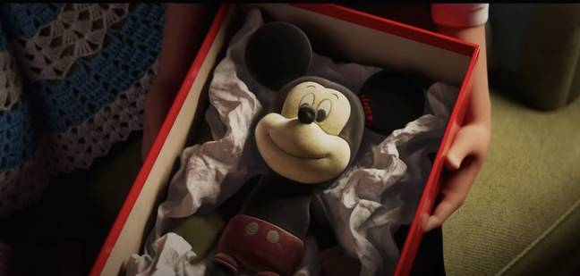 You can buy your own vintage Mickey (Credit: Disney)