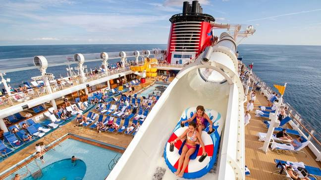 Disney Cruise Line will be returning in 2022 (Credit: Disney Cruise Line)