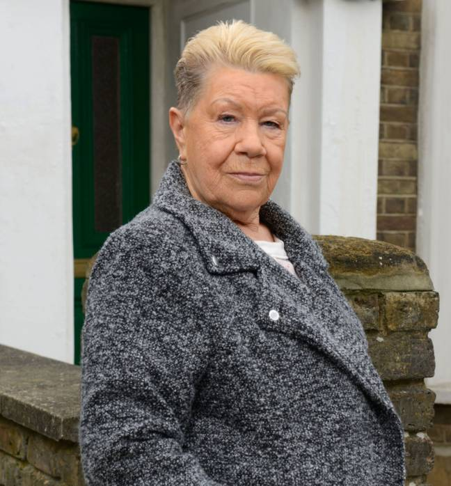 Laila Morse has played Big Mo in EastEnders since 2000 (Credit: BBC)