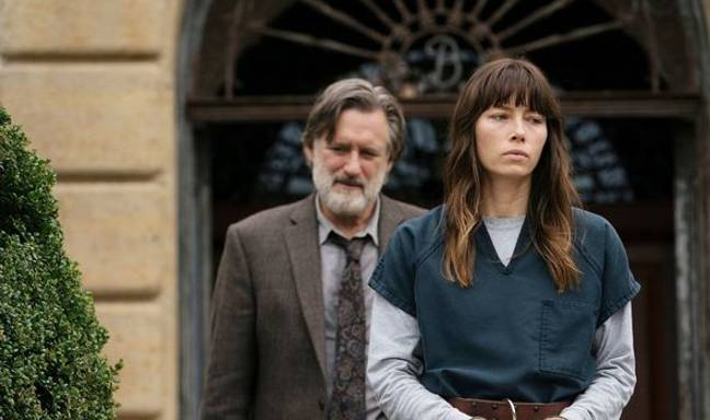 Jessica Biel is on board as executive producer (Credit: USA Network)