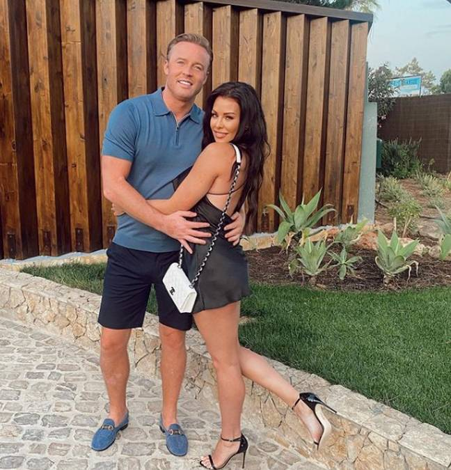 Jess Wright is looking to marry her fiancé in Majorca (Credit: Instagram - Jess Wright)