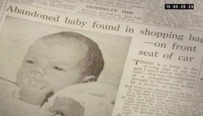 The siblings' story took 51 years to solve (Credit: ITV)