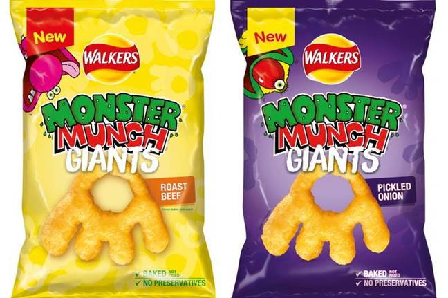 The 85g bags will be priced at £2 (Credit: Walkers)