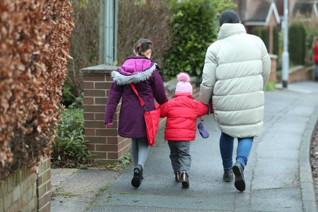 Some are calling for primary schools to close across the country (Credit: PA)
