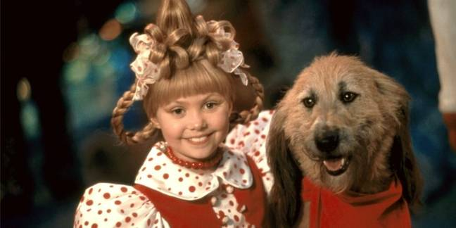 Could the Grinch's dog have been rubbish, too? (Credit: Universal Pictures)