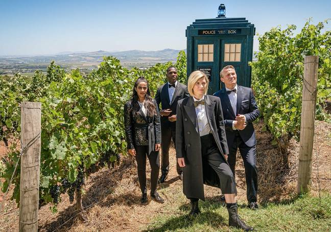 Join the Doctor on a mission (Credit: BBC)
