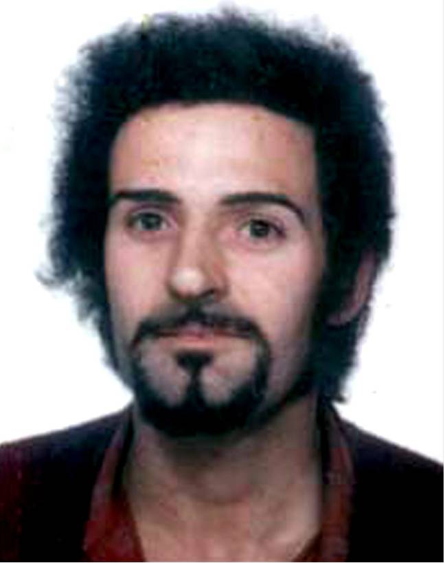 Peter Sutcliffe was sentenced to 20 life sentences for his crimes: (Credit: Shutterstock)