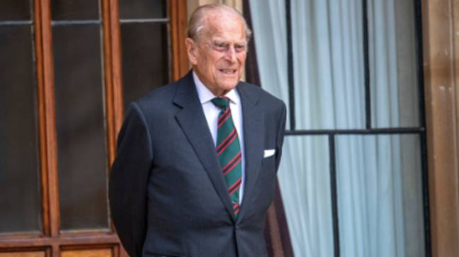 It comes as Prince Phillip is in hospital (Credit: PA)