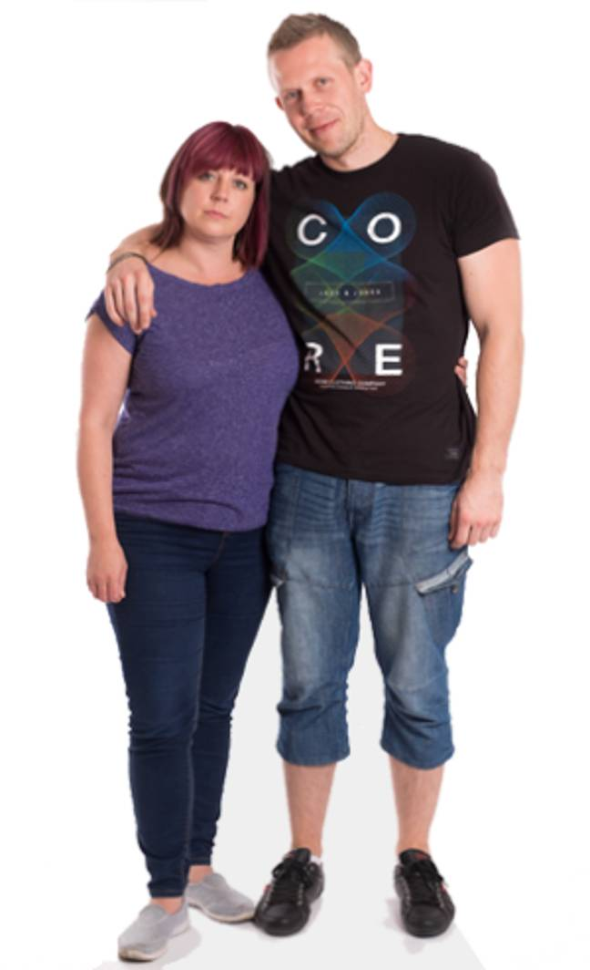 Cardboard cut-out make the best present for someone who is missing someone. (Credit: Cut Out Me)