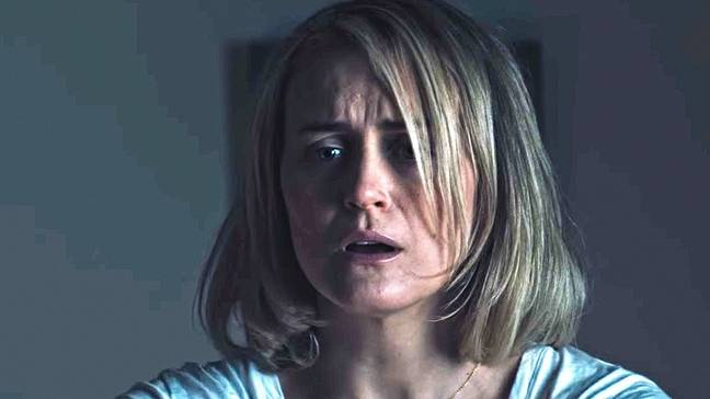 Taylor Schilling stars in the film - a debut in horror for the Orange is the New Black star (Credit: Orion Pictures)