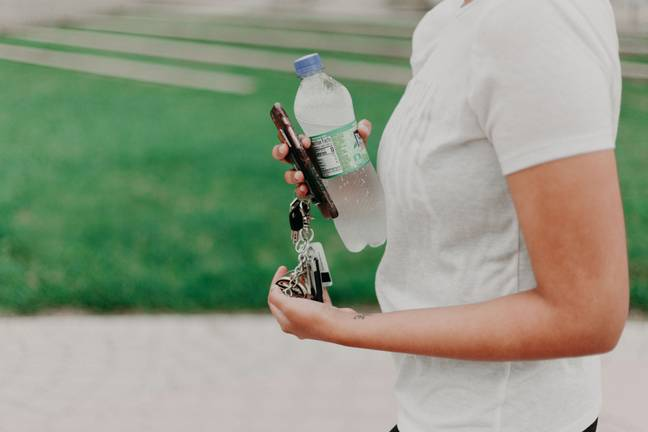 Make sure you're staying hydrated (Credit: Pexels)