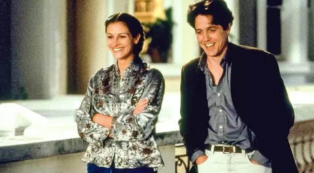 Hugh Grant thinks there was a lot of heartache ahead for William (Credit: Working Title Films)