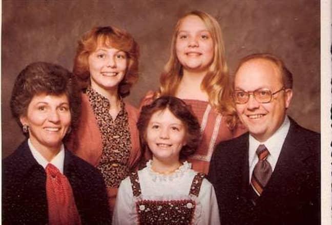 The Broberg family (Credit: Netflix)