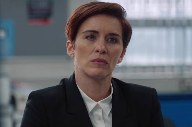 Fans are convinced that Ryan is about to kill Kate in Line of Duty (Credit: BBC)