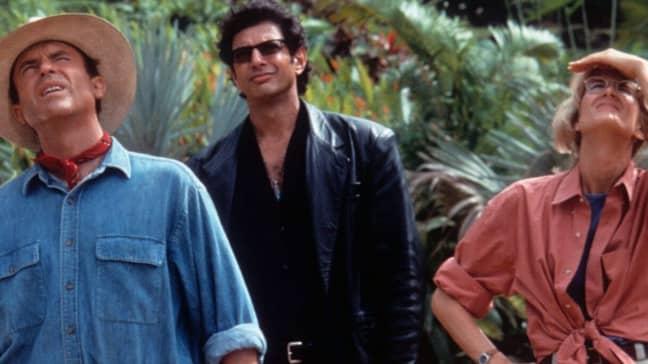 Jeff Goldblum, Laura Dern And Sam Neill To Return For Jurassic World 3 (Credit: Universal)