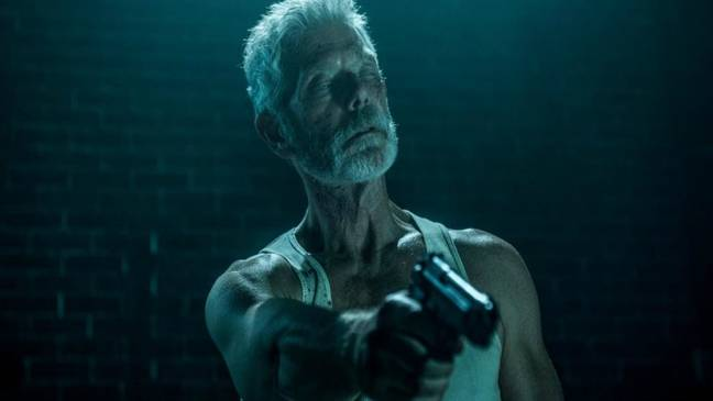 'Don't Breathe' is getting a sequel in summer 2021 (Credit: Sony)