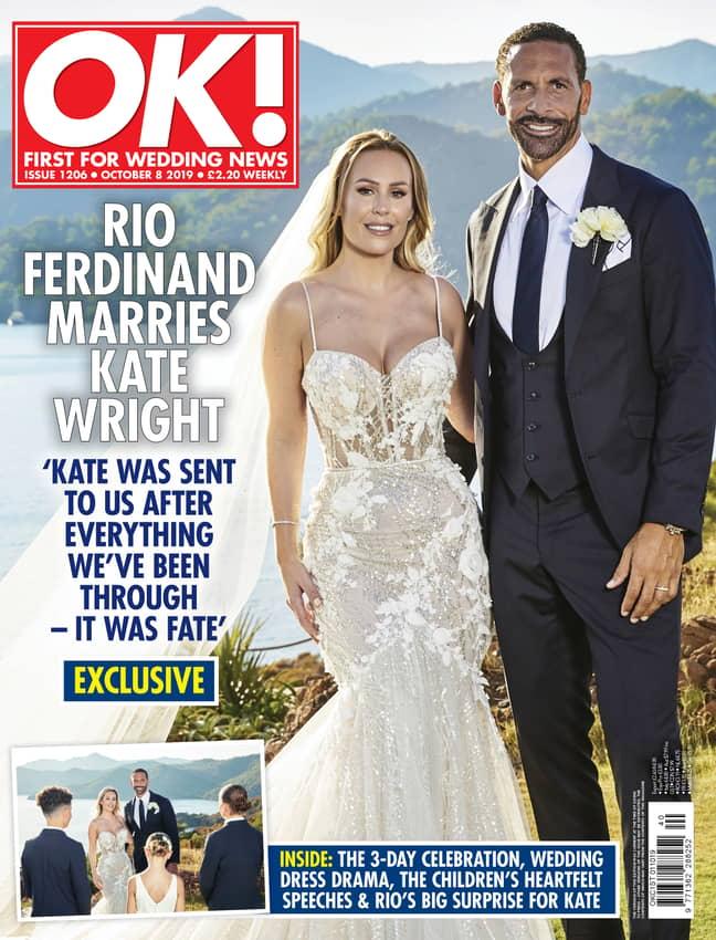 Credit: OK! Magazine