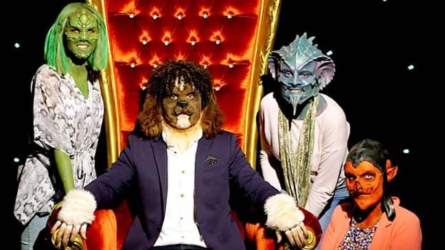 Sexy Beasts originally aired on BBC Three in 2014 (Credit: BBC Three)
