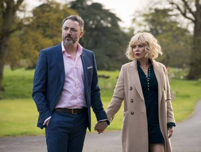 Marcella and Lawrence (Credit: ITV)