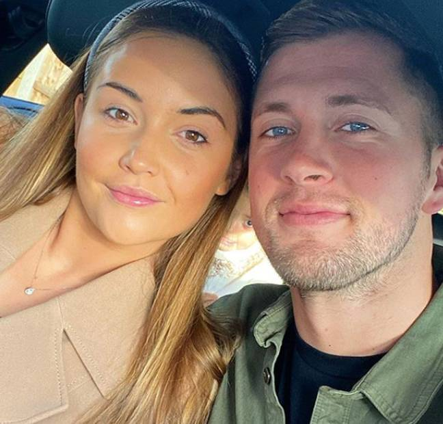 The couple have faced their fair share of hurdles over the years (Credit: Instagram/ Jacqueline Jossa)