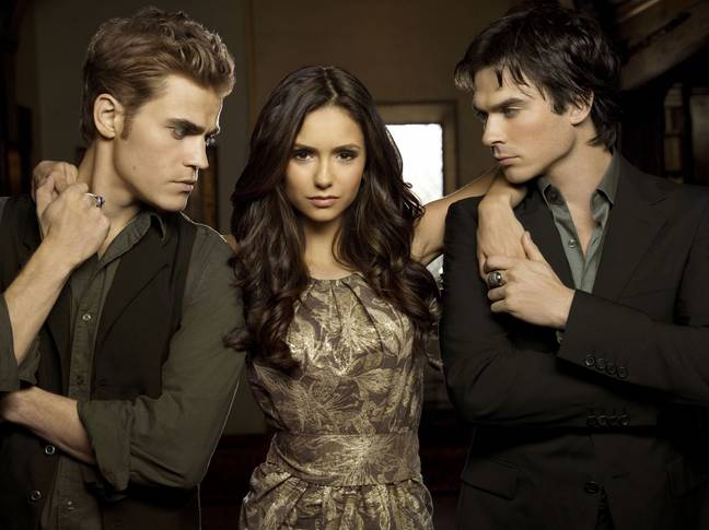 The Vampire Diaries has spawned two TV spin-offs (Credit: The CW)