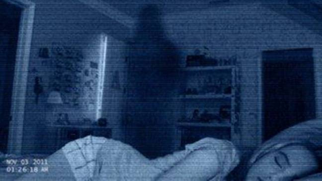 There's a Paranormal Activity reboot on the way (Credit: Paramount/Blumhouse Productions)