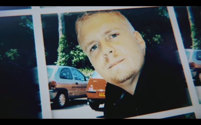 Chris Brown was killed at close range by Raoul Moat (Credit: ITV)