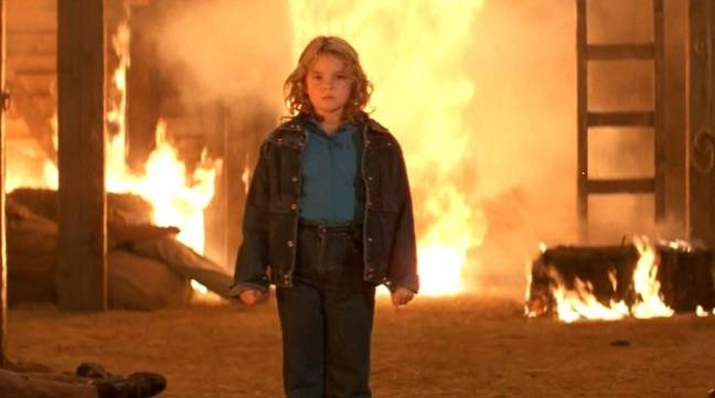 Drew Barrymore starred in the original (Credit: Dino de Laurentiis Company)