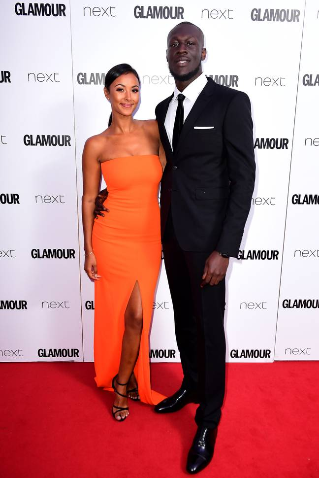 Stormzy and Maya broke up back in August (Credit: PA)
