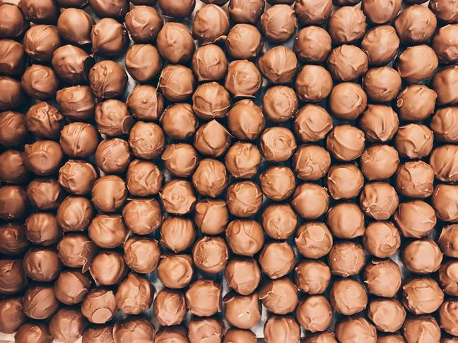 We're ready to stuff our faces with chocolate truffles this Christmas (stock image, Unsplash)