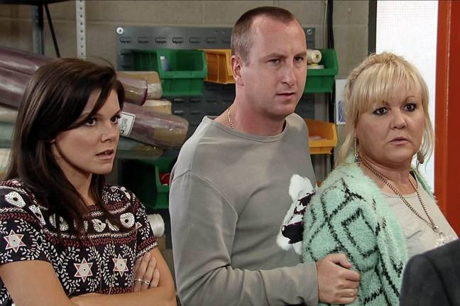 'Corrie' and 'Emmerdale' have also been suspended (Credit: ITV)