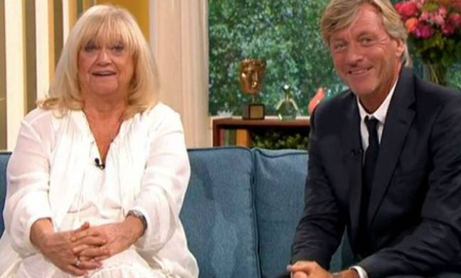 Judy was reportedly 'baffled' when Richard signed up to 'The Circle' Credit: ITV