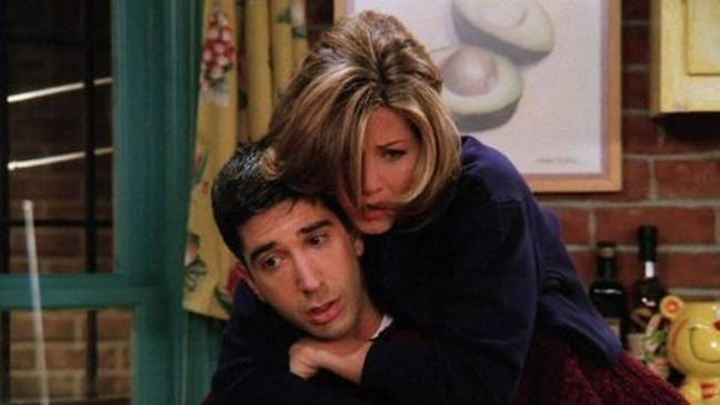 The 'Friends' characters were on and off for 10 years (Credit: Warner Bros)