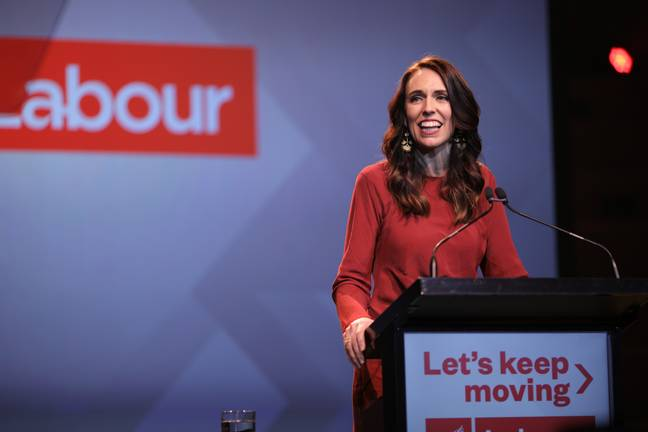 Jacinda Arden has made one of the world's most diverse cabinets (Credit: PA Images)