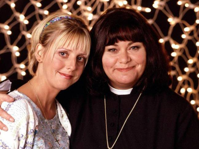 Sadly, Emma Chambers has now passed away (Credit: BBC)