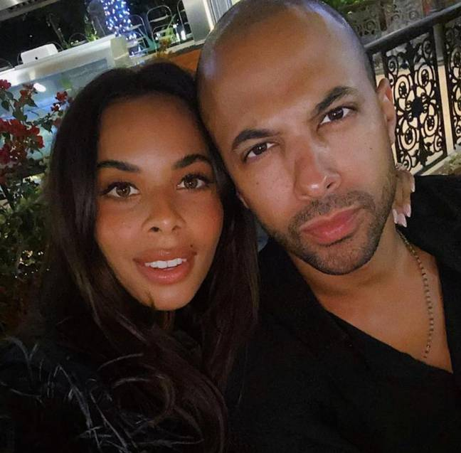 Marvin says he and Rochelle have found new ways to have couples time in lockdown (Credit: Marvin Humes/ Instagram)