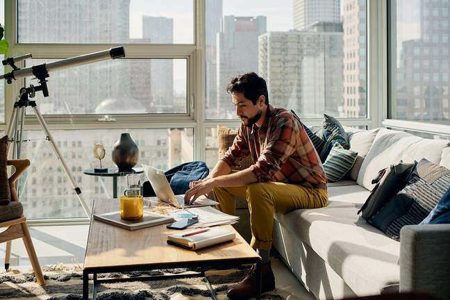 The programme is looking for a range of people from families to remote workers (Credit: Airbnb)