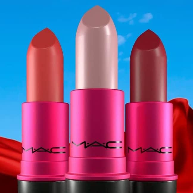 Happy National Lipstick Day! (Credit: Instagram / MAC)