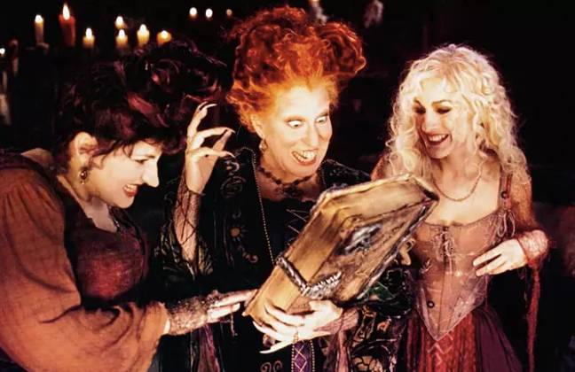 The Sanderson sisters Winifred, Sarah, and Mary are true icons (Credit: Disney)
