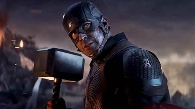 Chris Evans said goodbye to his character Steve Rogers aka Captain America in Avengers: Endgame (Credit: Marvel)
