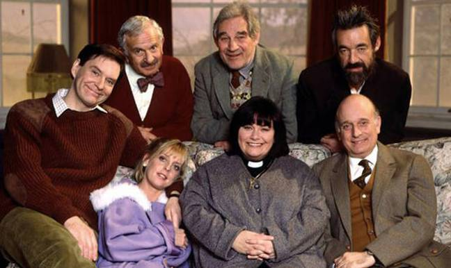 The Vicar Of Dibley is back for Christmas (Credit: BBC)